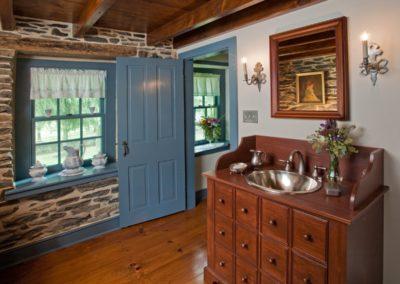 Farmhouse Bathroom Remodel - Before - Licensed Contractor - Brett King Builder (3)-min