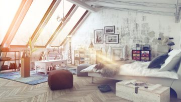 Can You Convert Your Attic to Liveable Space?