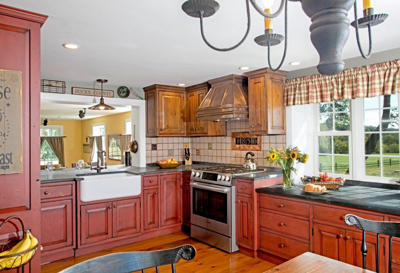 """""""Authentic Farmhouse Charm""""- Furlong Kitchen Renovation"""