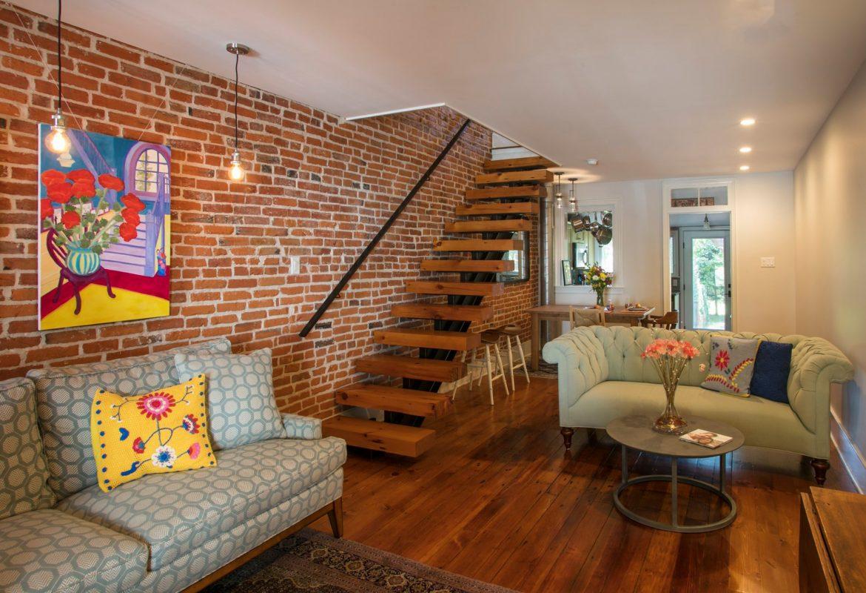"""Brick Beauty""- Doylestown Borough Whole House Renovation"