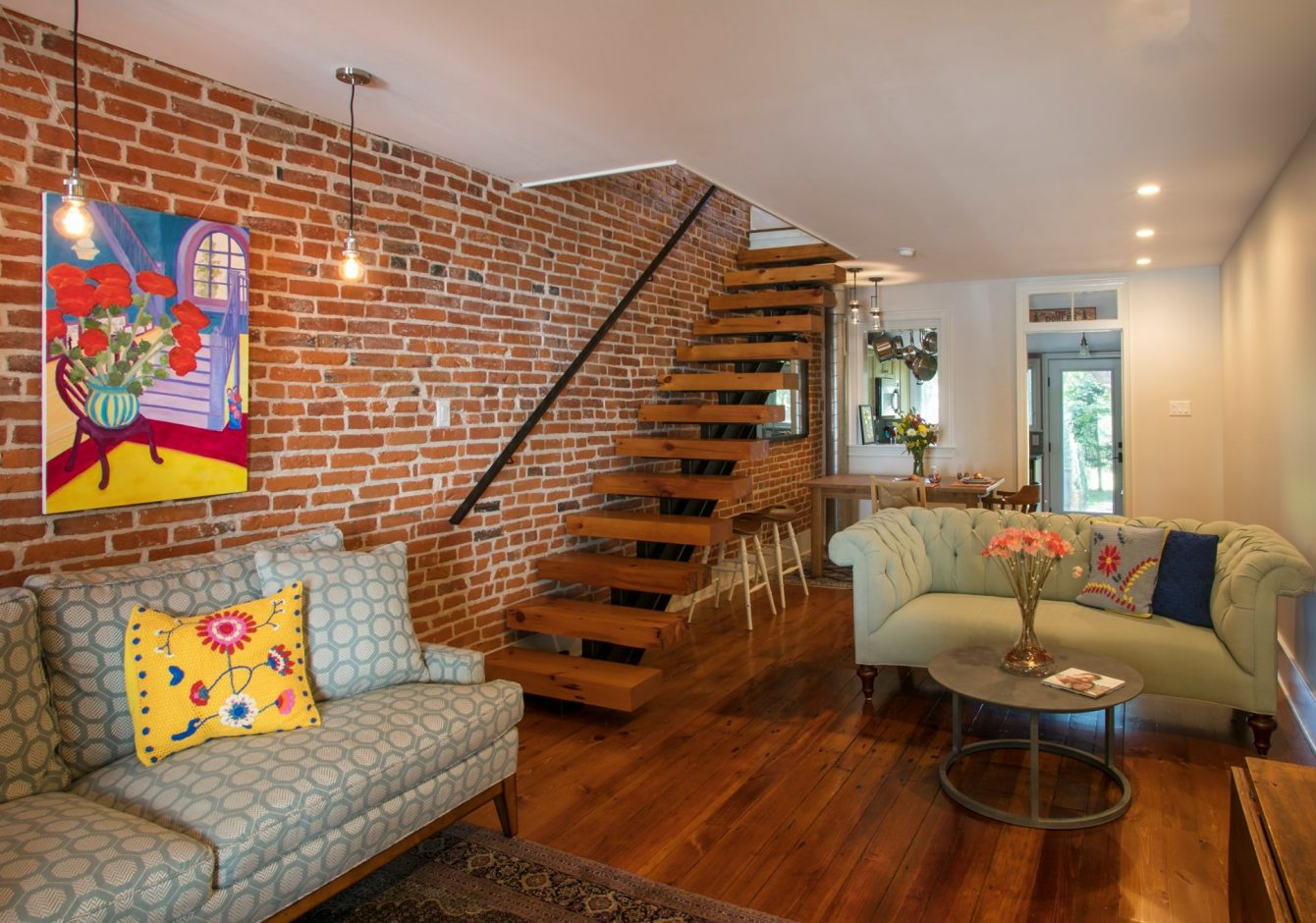 """Brick Beauty""- Doylestown Borough Whole House Renovation"