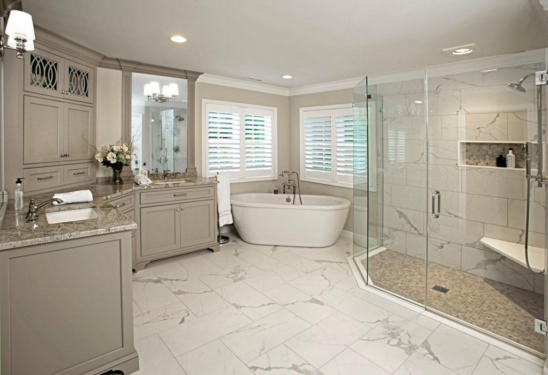 """""""Open Door to Change""""- Doylestown Bathroom Renovation"""